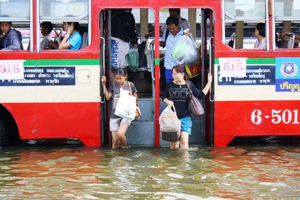 Bangkok podría desaparecer de la faz de la tierra para 2030: Antes que Venecia