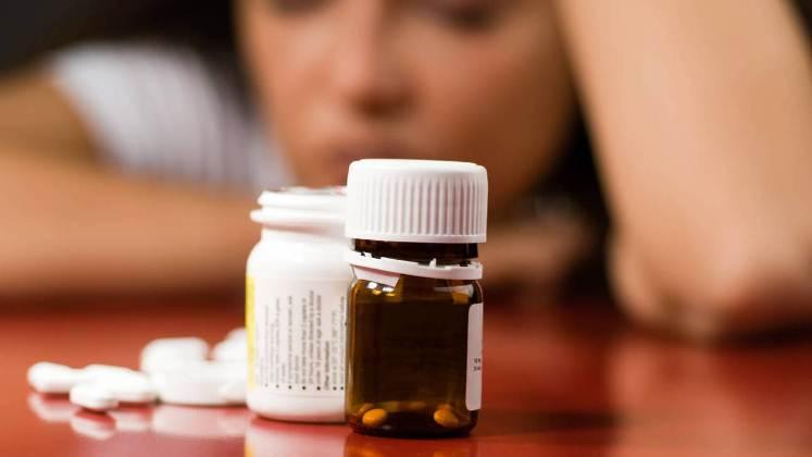 Un antidepresivo de uso muy común se relaciona con la resistencia a los antibióticos