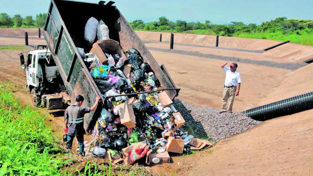 El Salvador solamente recicla el 5% de la basura que produce