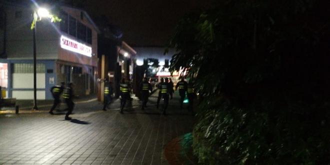 Cuerpos de seguridad allanaron la Universidad de Costa Rica
