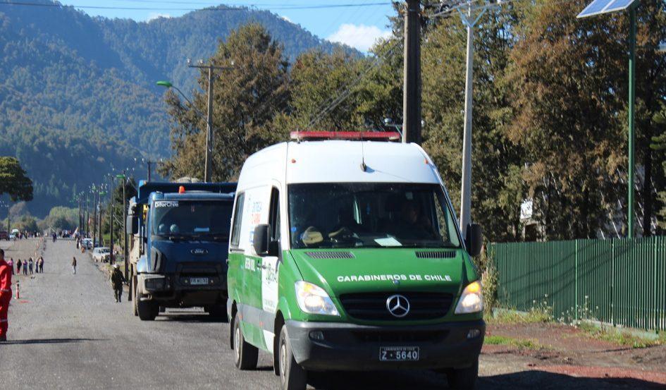 Panguipulli: Este jueves formalizan a Carabineros que golpearon brutalmente a un adolescente en Neltume