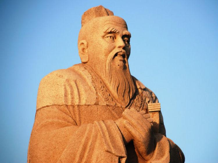 Estatua de Confucio más alta del mundo será desvelada en China