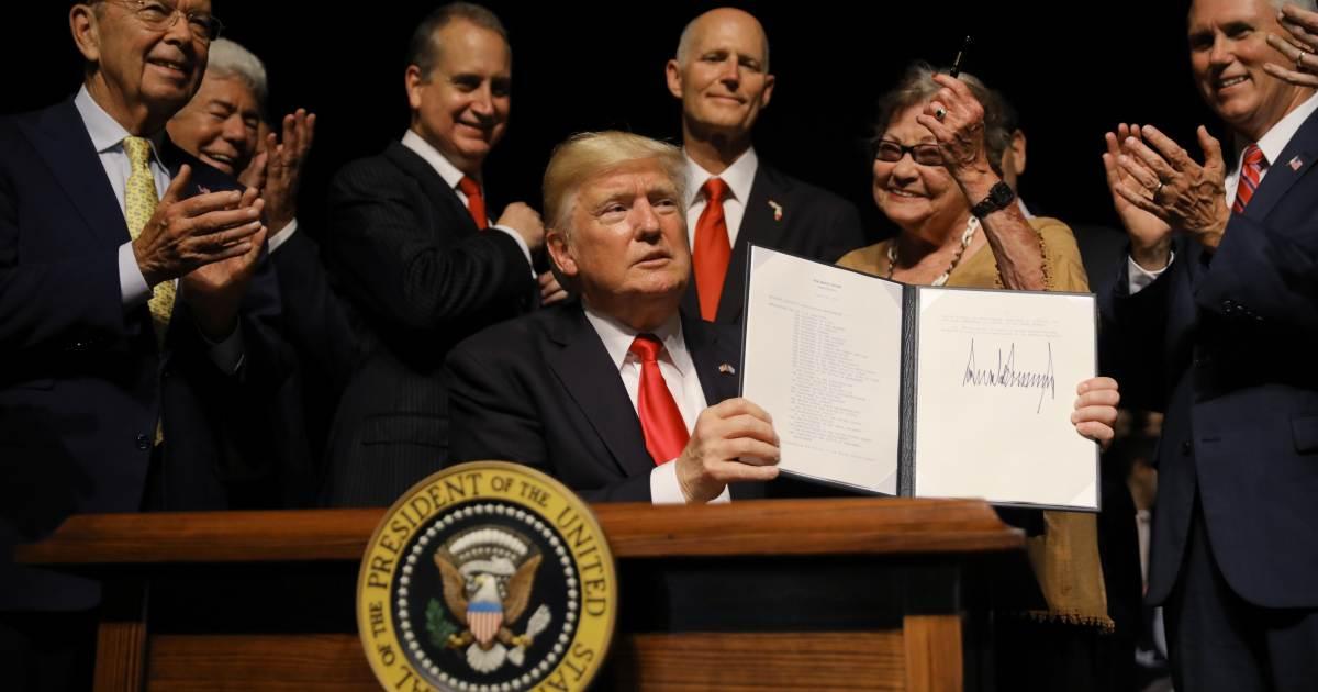 Trump prorroga por un año más el criminal bloqueo contra Cuba