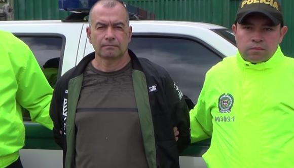 """Capturan al narcotraficante el """"Paraco"""" quien aterrorizaba a los habitantes del estado Bolívar en Venezuela"""