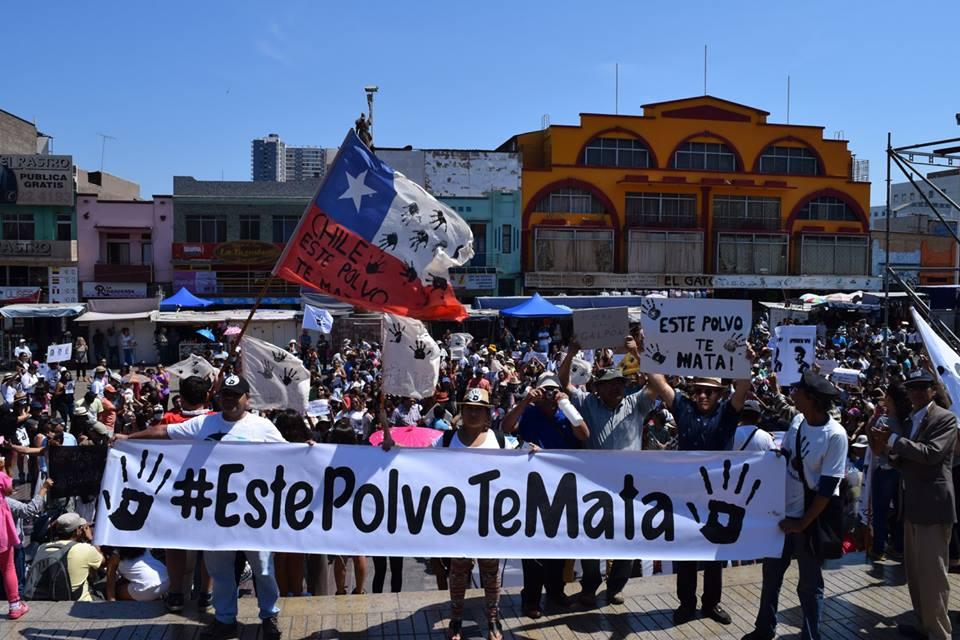 Colegio Médico advierte «catastrófica» contaminación en Antofagasta: «Esto sería inaceptable en el centro de Santiago»