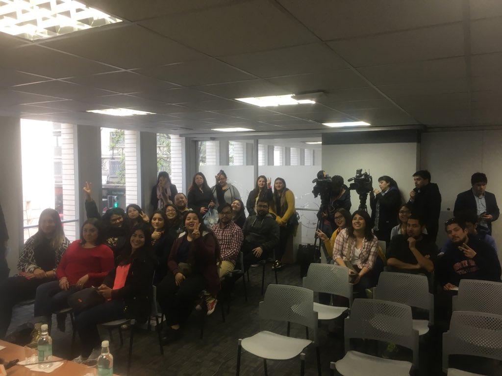 U. de Santiago recibirá a más de mil alumnos de la U. Iberoamericana