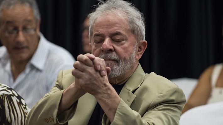 """Lula dará entrevista luego de 175 días como preso de la """"justicia"""" brasilera"""