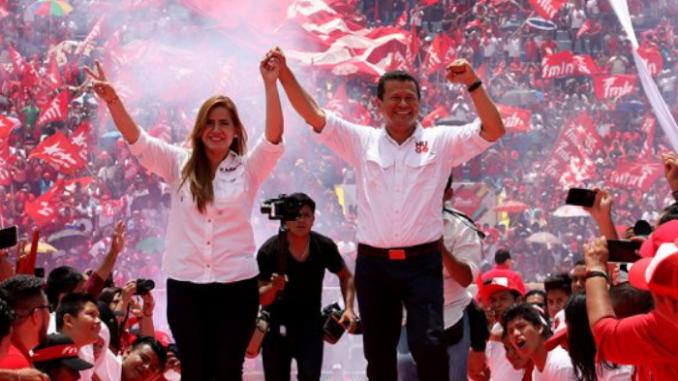 El FMLN del Salvador preparado para los proximos comicios del 2019