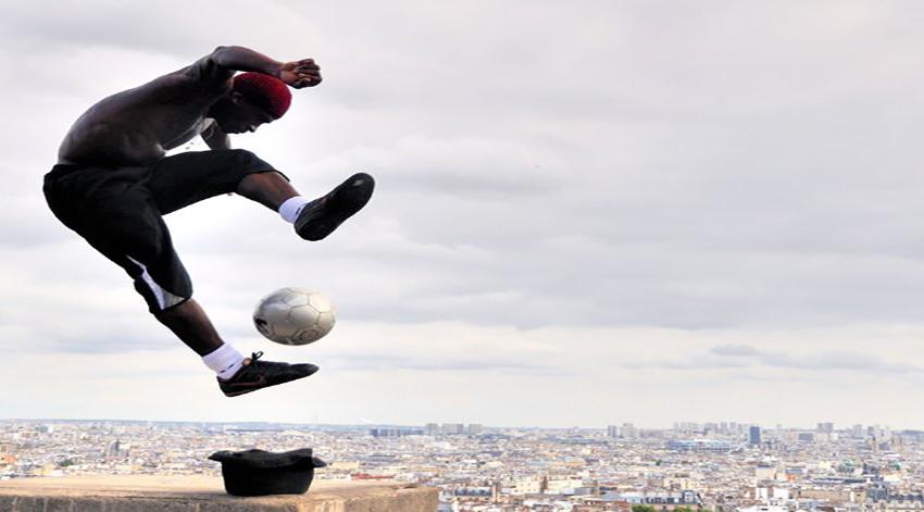 """(Video) Nigeria celebró el primer campeonato de """"Fútbol Freestyle"""""""