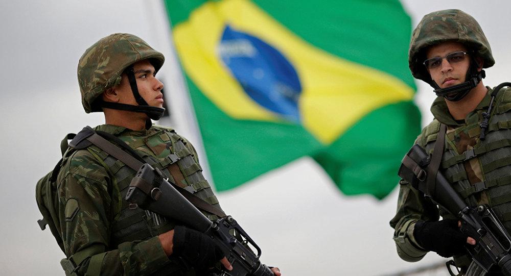 """Fuerzas Armadas de Brasil aceptarán el resultado electoral """"gane quien gane"""""""