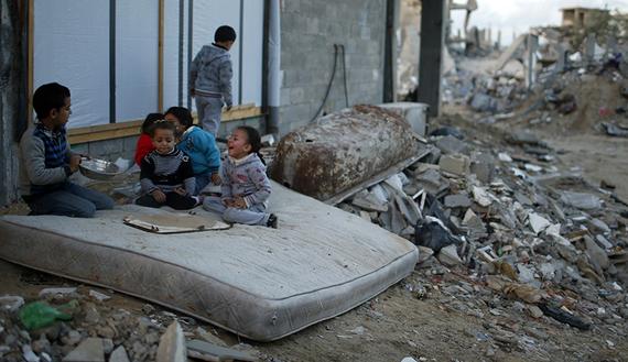 ONU alerta sobre la catastrófica situación humanitaria en Gaza