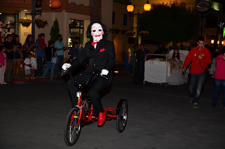 Parque Warner deleitará a sus visitantes con temporada de Halloween