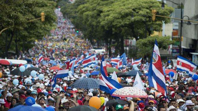 El turismo se ve afectado en la segunda semana de huelga en Costa Rica