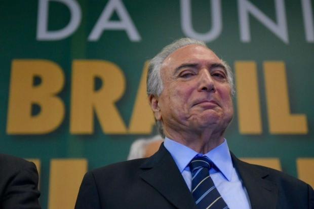 Corrupción en Brasil, ¿Quién protege a Michel Temer?