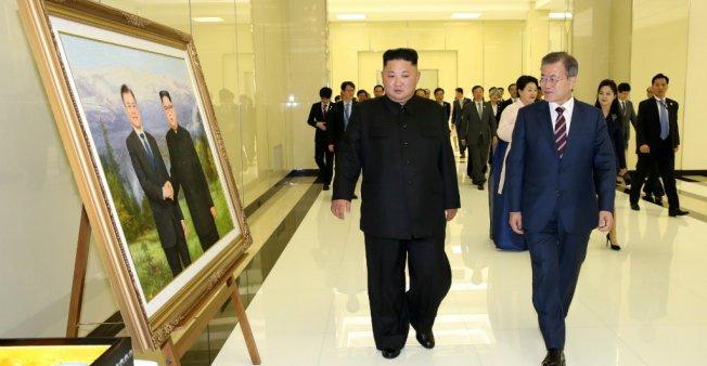 Líderes de las dos Coreas se reúnen para abordar la desnuclearización