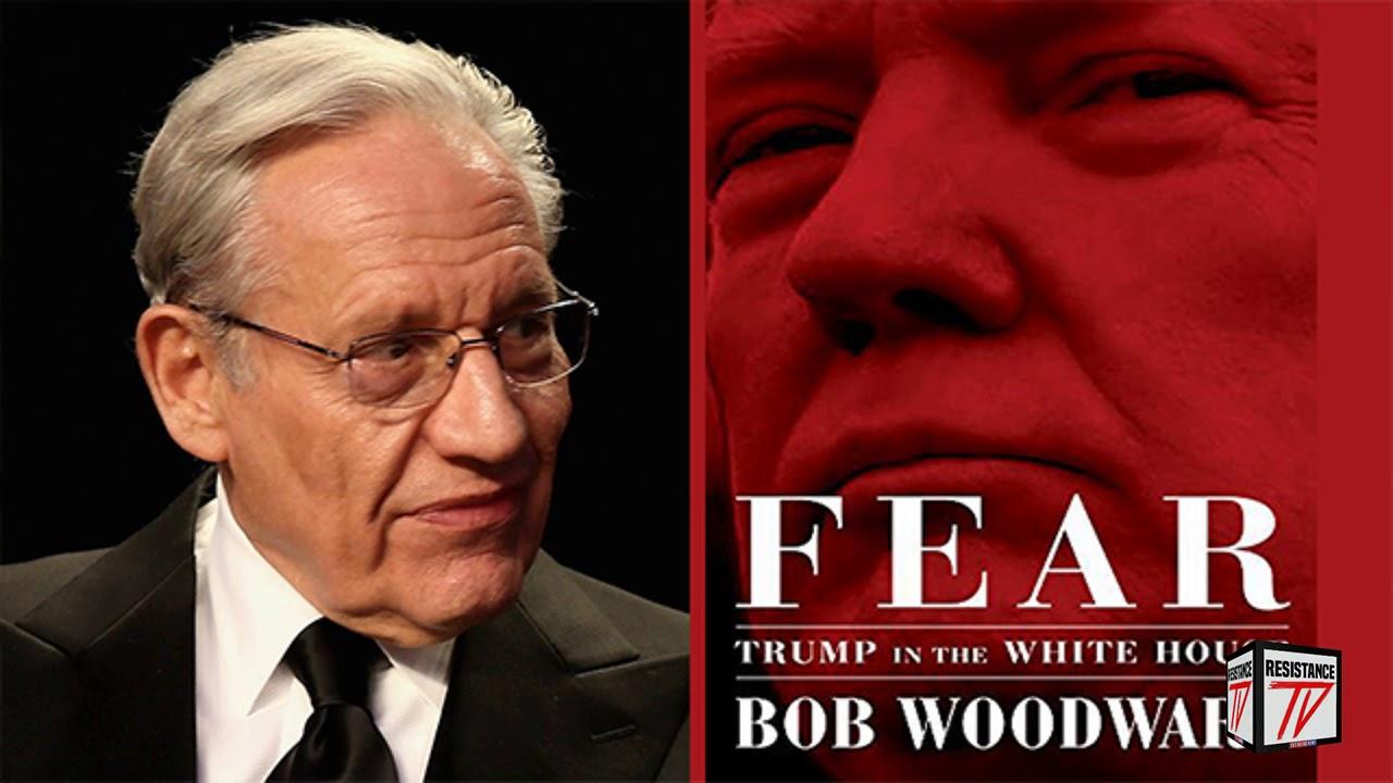 Trump «es un desquiciado»: Así lo señalan empleados de la Casa Blanca en el libro de  Bob Woodward