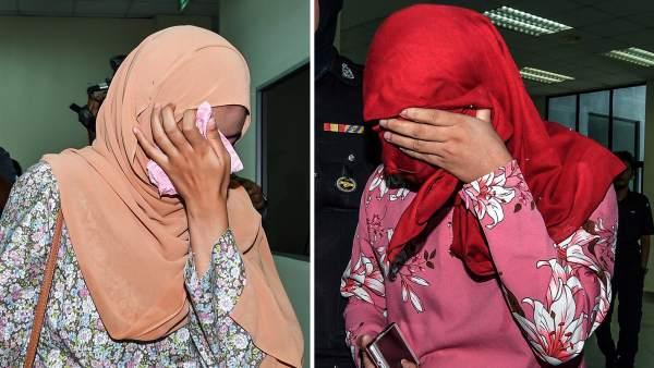 Lesbianas fueron azotadas por intentar tener relaciones en un lugar público en Malasia
