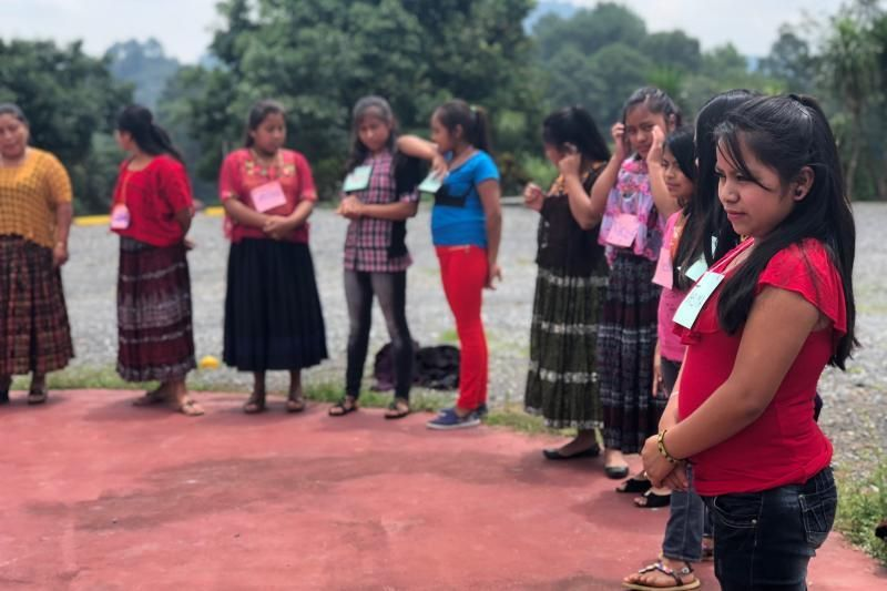 Uniones forzadas y embarazos, una realidad de las indígenas mayas en Guatemala