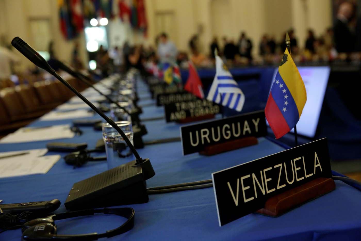 Por ser una amenaza a la paz y a la seguridad, Nicaragua pide la renuncia de Almagro