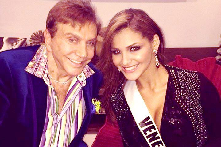 Corona de espinas: Ex Miss Migbelis Castellanos reveló los insultos que recibió de Osmel Sousa