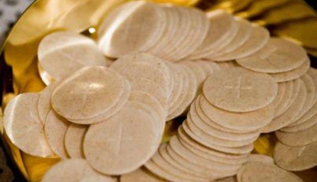 Una iglesia episcopal ofrece hostias sin gluten a sus feligreses
