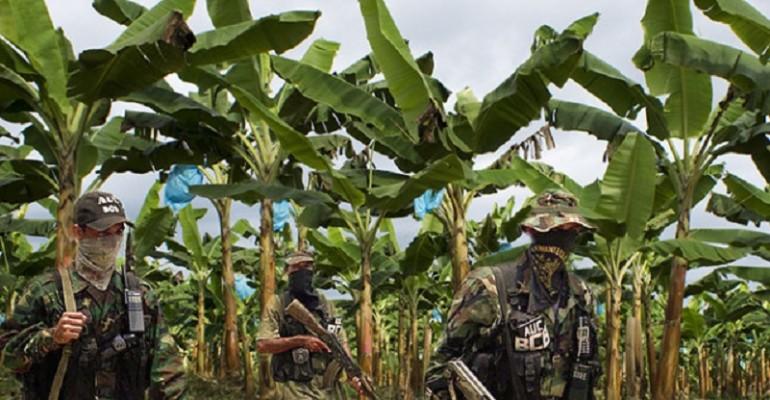 Paramilitares y Chiquita Brands