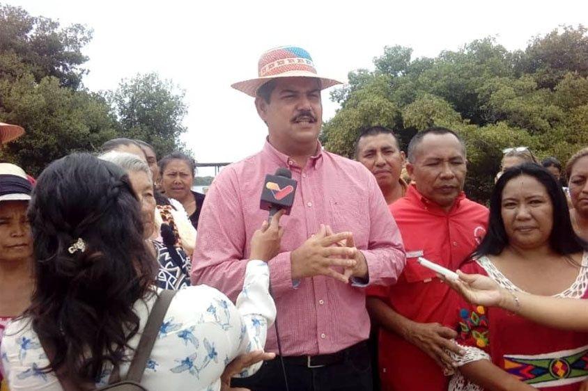 Movimientos indígenas venezolanos respaldan posición del presidente Maduro en la ONU