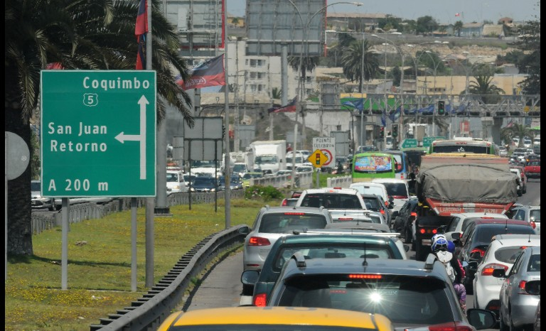 Confirman modernización de ruta que une La Serena y Coquimbo para el 2020