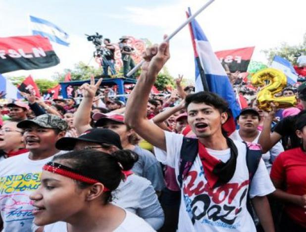 Marcha en Nicaragua será contra la violencia de la extrema derecha
