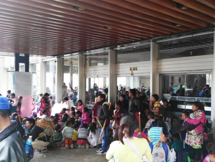 Indígenas Emberá asentados en Bogotá regresarán a sus resguardos