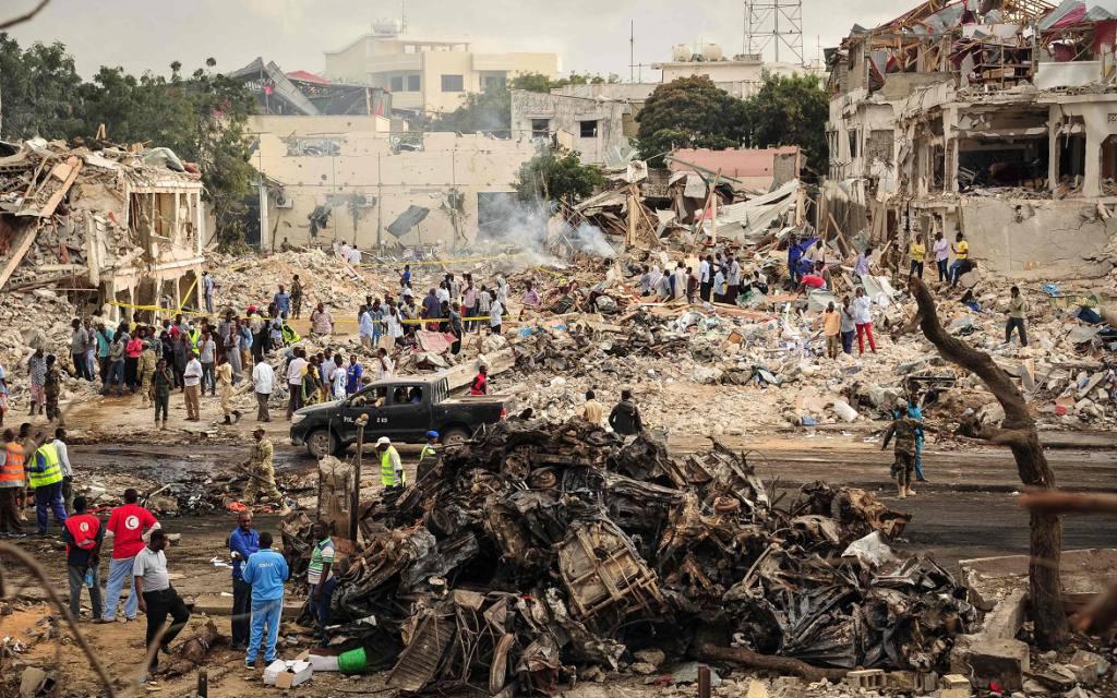 El terrorismo y las diferencias políticas harán fracasar el progreso en Somalia