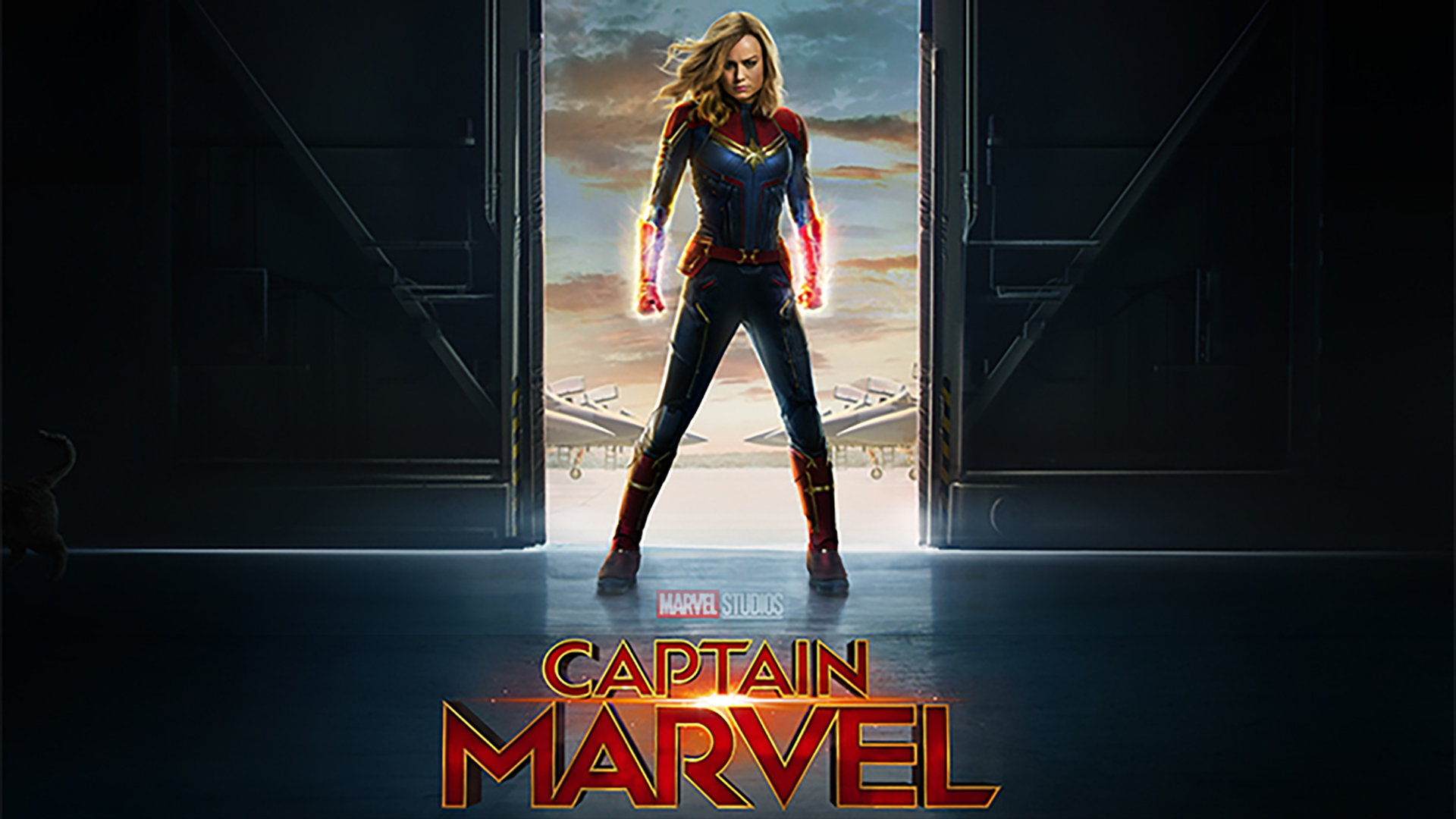 Ya se estrenó el trailer de Capitana Marvel