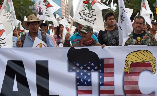 Campesinos mexicanos esperan que sea AMLO quien firme el nuevo TLCAN