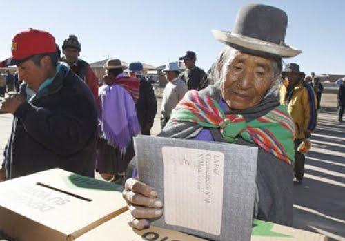 Tribunal Supremo Electoral de Bolivia fijó fecha para las elecciones primarias