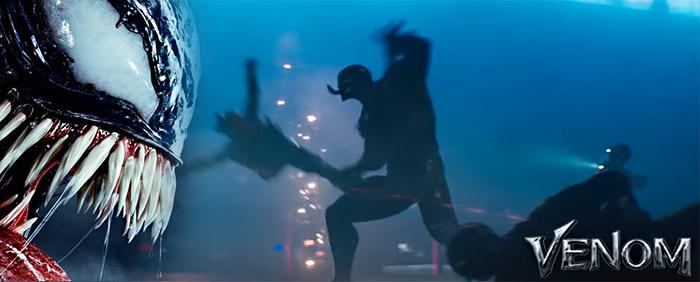 (Video) Venom aparece más brutal y destroza a un equipo SWAT