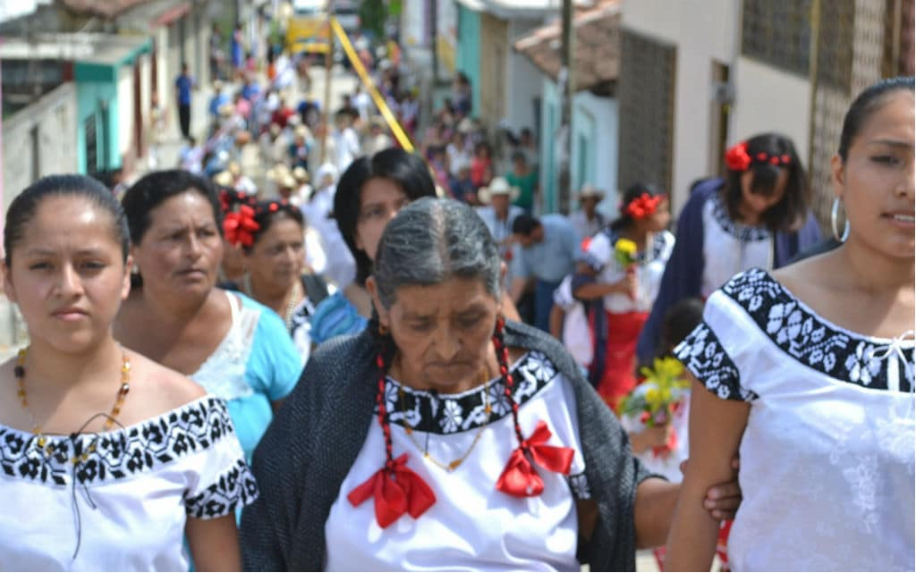 En peligro de extinción las comunidades indígenas zoques de Veracruz