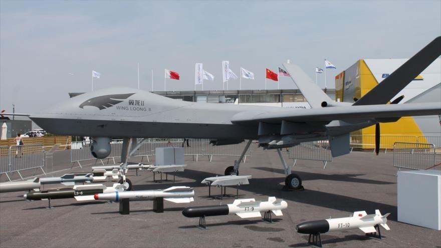 China arma a Pakistan con la venta de 48 drones de ataque