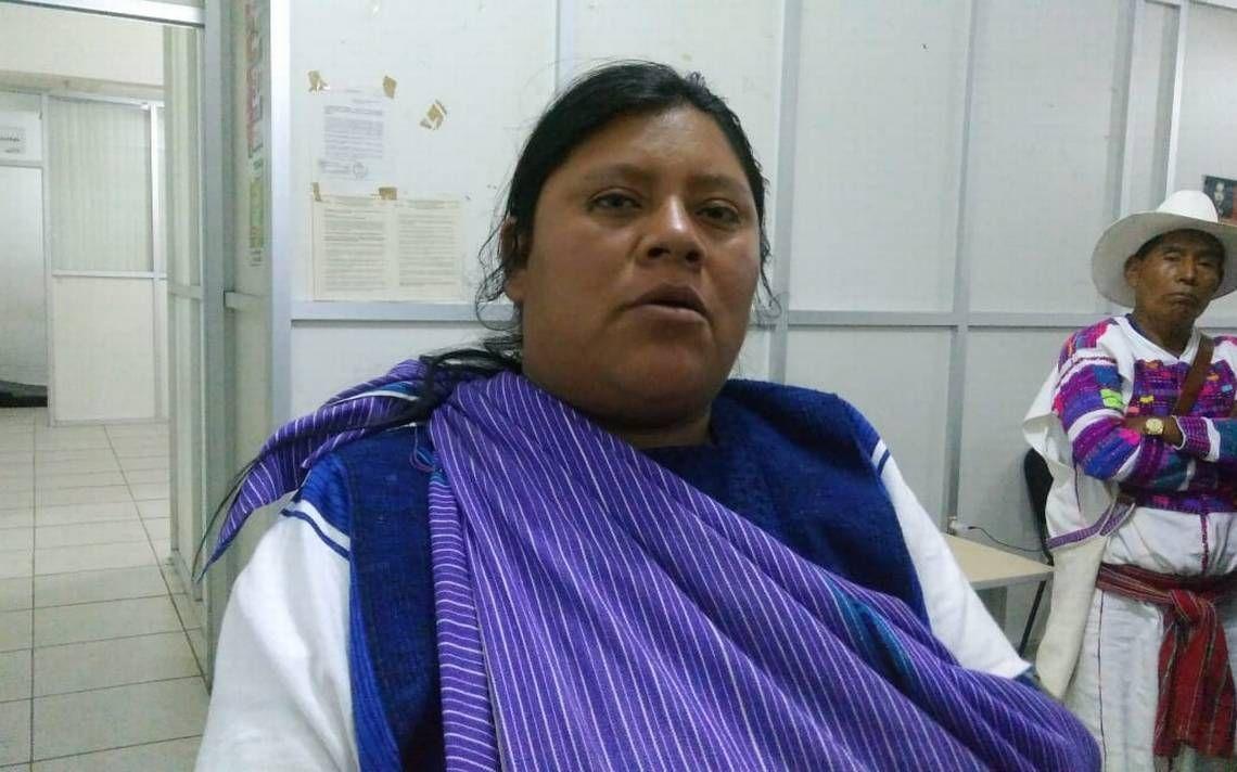 Indígenas golpean a síndica de Chiapas para evitar que tome posesión de su cargo