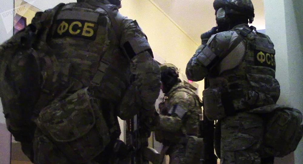 (Video) Desarticulan en Rusia célula terrorista liderada por el Estado Islámico