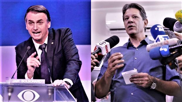 Recta final en Brasil: Ahora Bolsonaro ama al mundo gay y Haddad pone todas sus cartas sobre la mesa