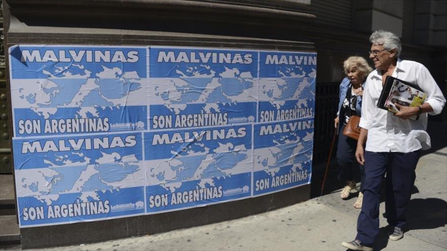 Argentina usará Brexit para recuperar control de Las Malvinas