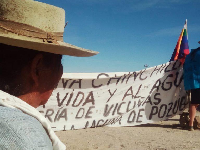 Indígenas argentinos emprendieron una caminata de 300 kilómetros para exigir el respeto a sus derechos