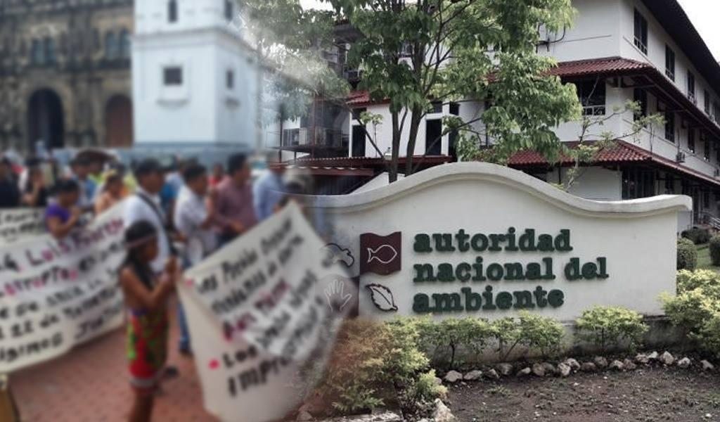 Indígenas panameños protestan por demora en procesos de titulación de tierras