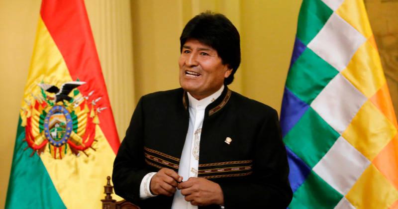 Evo Morales resaltó su afecto por Venezuela y afirmó las hermandad entre ambos pueblos