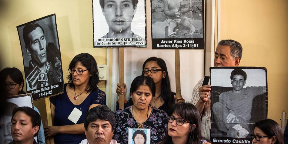 Fujimori enfrentará juicio por matanza de campesinos durante su gobierno