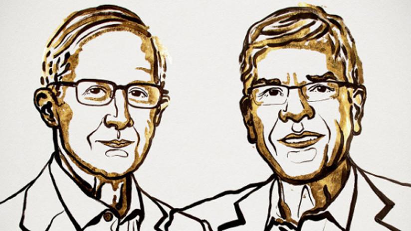 Dos norteamericanos ganan el Nobel de economía