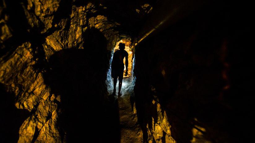 «Me inyectaban una sustancia negra» dijo un venezolano que trabajó en una mina de oro ecuatoriana