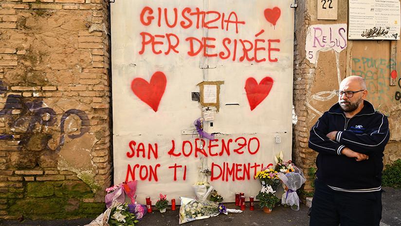 (Foto) Feminicidio: adolescente italiana murió luego de ser drogada y violada por un número desconocido de hombres