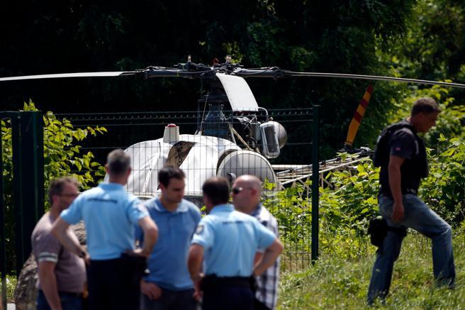 Capturado preso que se fugó de la cárcel en un helicóptero