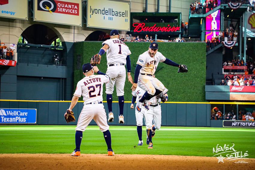 Astros de Houston defienden su trono ante los Indios de Cleveland